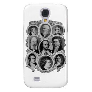 Världens Poets Galaxy S4 Fodral