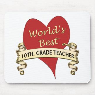 Världs bäst 10th. Klasslärare Musmatta