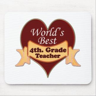 Världs bäst 4th. Klasslärare Musmatta