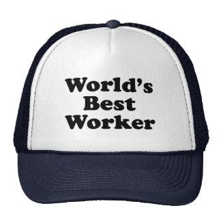 Världs bäst arbetare keps