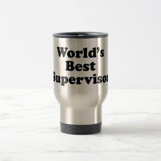Världs bäst arbetsledare kaffe koppar