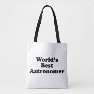 Världs bäst astronom tygkasse