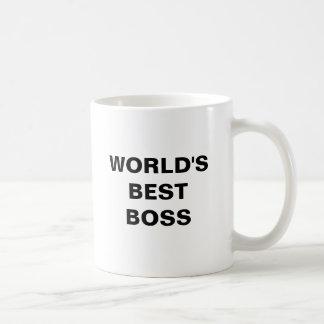 Världs bäst chef kaffe kopp