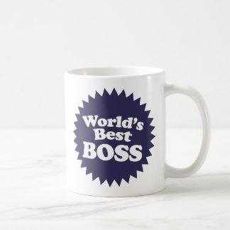 Världs bäst chef mugg
