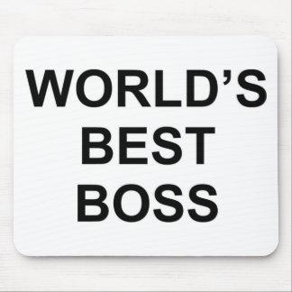 Världs bäst chef musmatta
