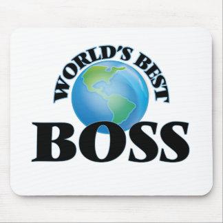 Världs bäst chef musmattor