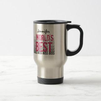 Världs bäst Grunge för svart för chefrosor som mär Kaffe Muggar