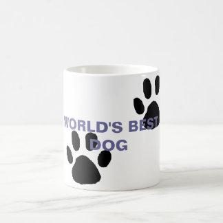 världs bäst hundmugg kaffemugg