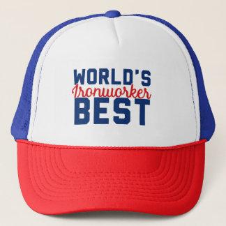 Världs bäst Ironworker Keps