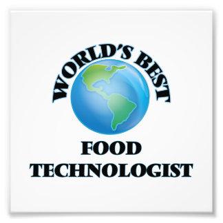 Världs bäst matTechnologist Foton
