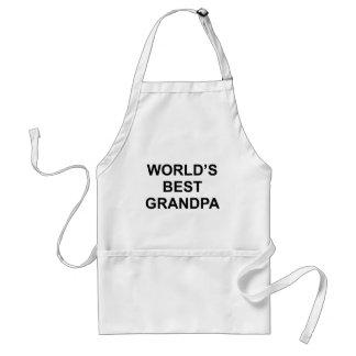 Världs bäst morfar förkläde