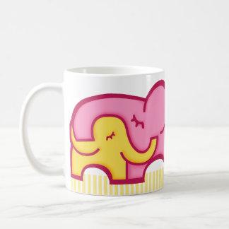 Världs bäst mugg för kram för morsaelefanter