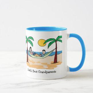 Världs bäst mugg för morförälderkaffe
