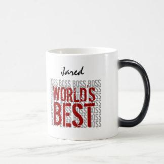 Världs bäst namn B23 för anpassningsbar för bokstä Kaffe Koppar