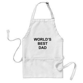 Världs bäst pappa förkläde