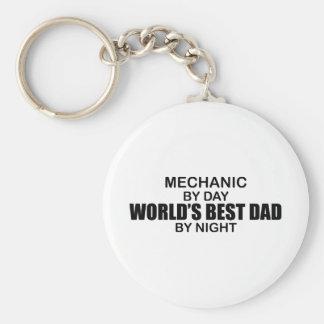Världs bäst pappa - mekaniker nyckelring