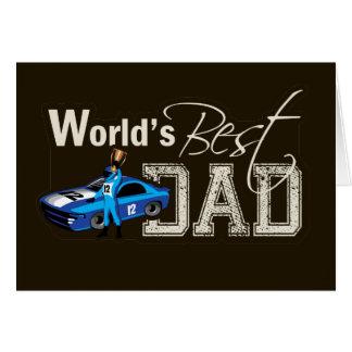 Världs bäst pappa; Tävla OBS Kort