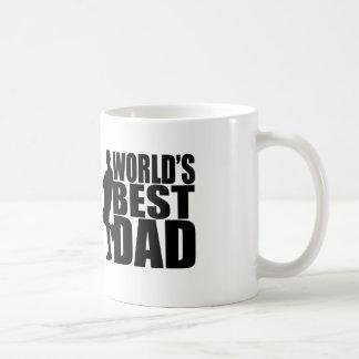 Världs bäst pappamugg kaffemugg