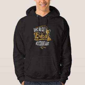 Världs bäst revisor sweatshirt