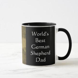 Världs bäst tysk herdepappa