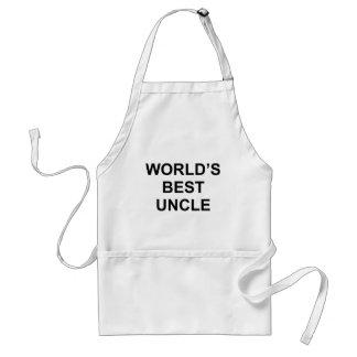 Världs bäst Uncle Förkläde