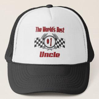 Världs bäst Uncle Truckerkeps