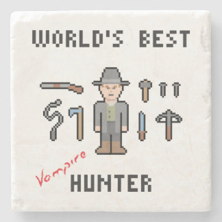 Världs bäst vampyrjägare underlägg sten