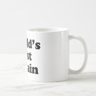 Världs bäst Villain Kaffemugg