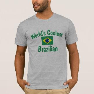 Världs kallaste brasilian t-shirts