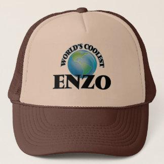 Världs kallaste Enzo Truckerkeps