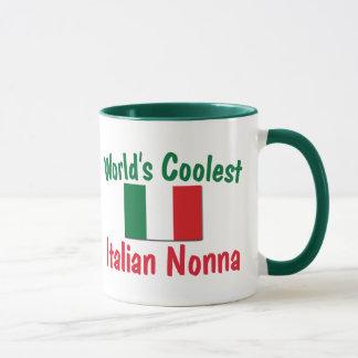 Världs kallaste italienska Nonna Mugg