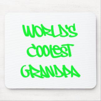 Världs kallaste morfar musmatta