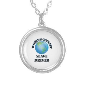Världs kallaste slav- chaufför personliga halsband