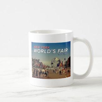 Världs mässa 1964 kaffemugg