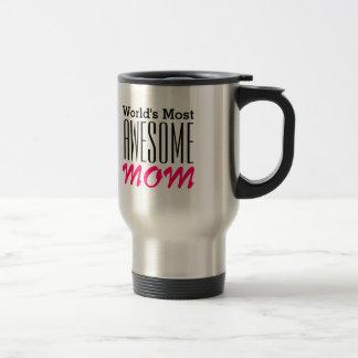 Världs MEST ENORM Mamma-Text design Resemugg