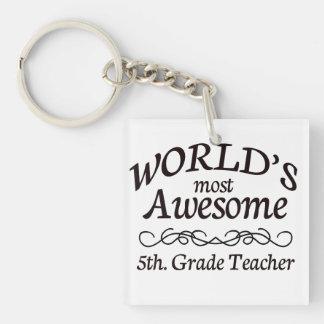 Världs mest enorma 5th. Klasslärare