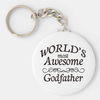 Världs mest enorma gudfader nyckel ringar