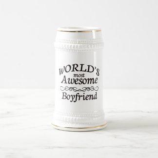 Världs mest enorma pojkvän ölkrus