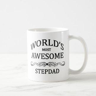 Världs mest enorma Stepdad Kaffemugg