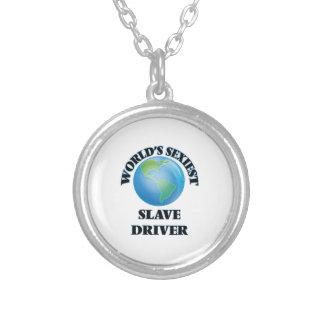 Världs mest sexiest slav- chaufför personliga halsband