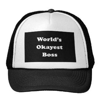 Världs roligt för humoristisk gåva för arbete för keps