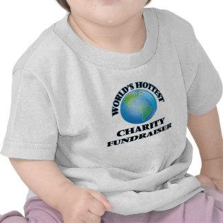 Världs varmmast välgörenhetFundraiser Tee