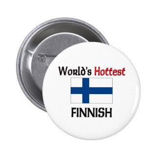 Världs varmmaste finska knappar