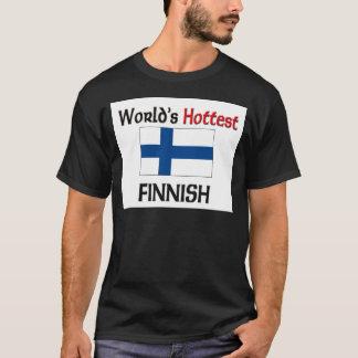 Världs varmmaste finska t-shirt