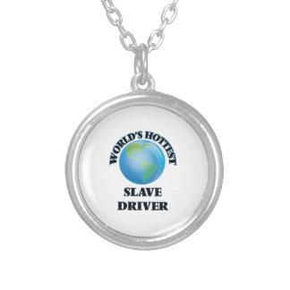 Världs varmmaste slav- chaufför personliga halsband