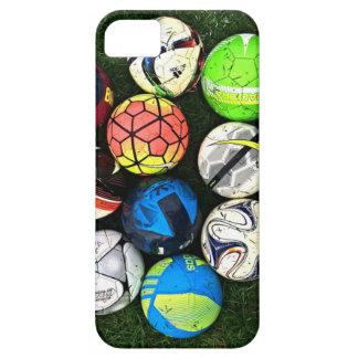 Världsfotbollliga iPhone 5 Case-Mate Cases