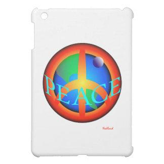 VÄRLDSFRED två iPad Mini Mobil Skal