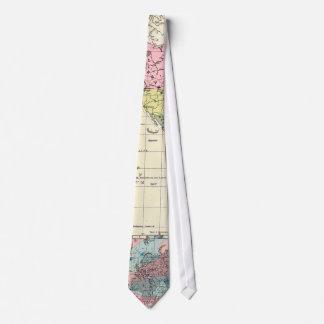 Världskarta 1891 slips