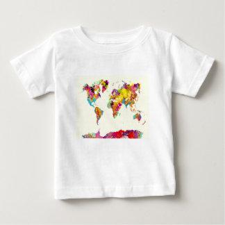 världskartafärger tröjor