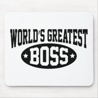 Världsmästarechef Musmatta